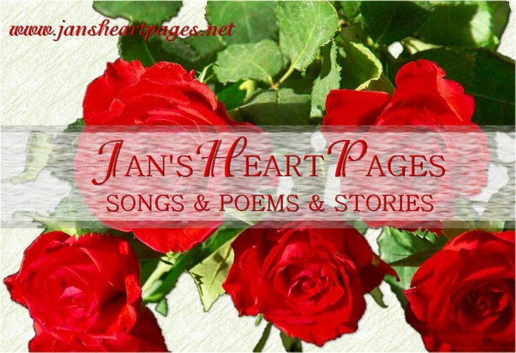 WELCOME TO JAN'S HEART PAGES !     PLEASE, COME ON IN !